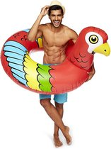 Bigmouth Pool Float Opblaasbare Papagaai 120cm