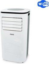 MOA Mobiele Airco met WiFi en Smartphone App - Verwarmingsfunctie - 9000 BTU - A016C