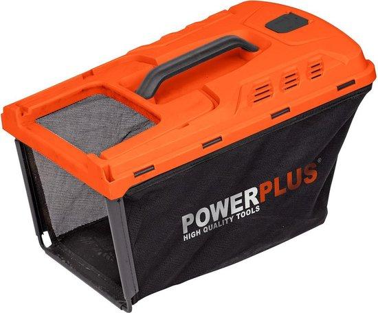 Powerplus POWDPG75620 + POWDPG75410 Dual Power - Grasmaaier en grastrimmer - 37 cm maaibreedte - Inclusief accu en oplader