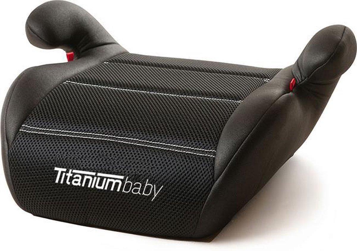 Titaniumbaby - Zitverhoger Booster iSafety! Groep 2,3