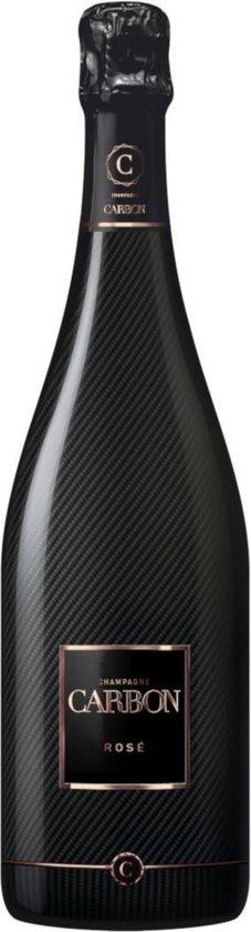 Champagne Carbon Rosé - 1 x 75 cl