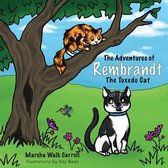 The Adventures of Rembrandt the Tuxedo Cat