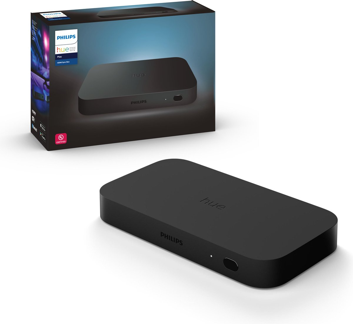 Philips Hue Play HDMI Sync Box Slimme verlichting Accessoire - incl. HDMI kabel