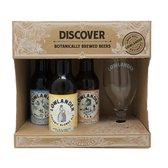 Lowlander Bierpakket - 3 Flessen + Glas