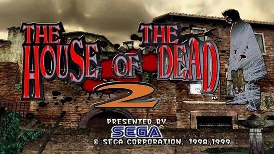 House Of The Dead 2-Windows