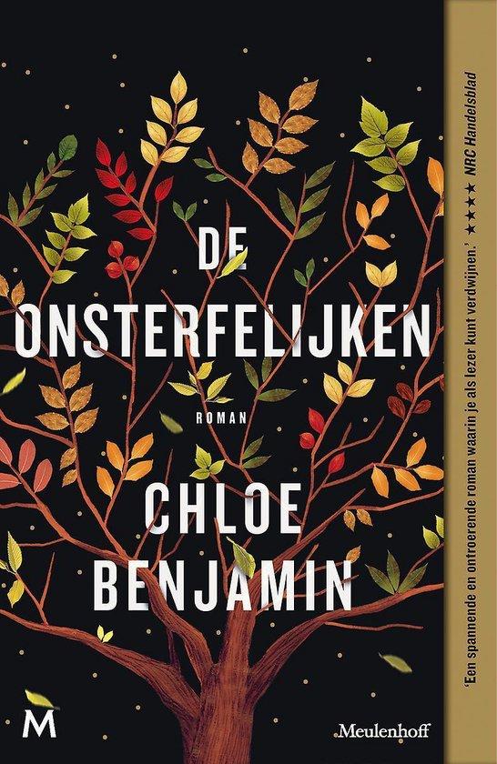 Boek cover De onsterfelijken van Chloe Benjamin (Paperback)