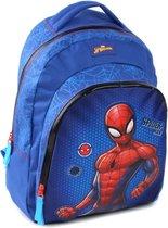 Marvel Spider-Man Protector Rugzak - 22,4 l - Blauw