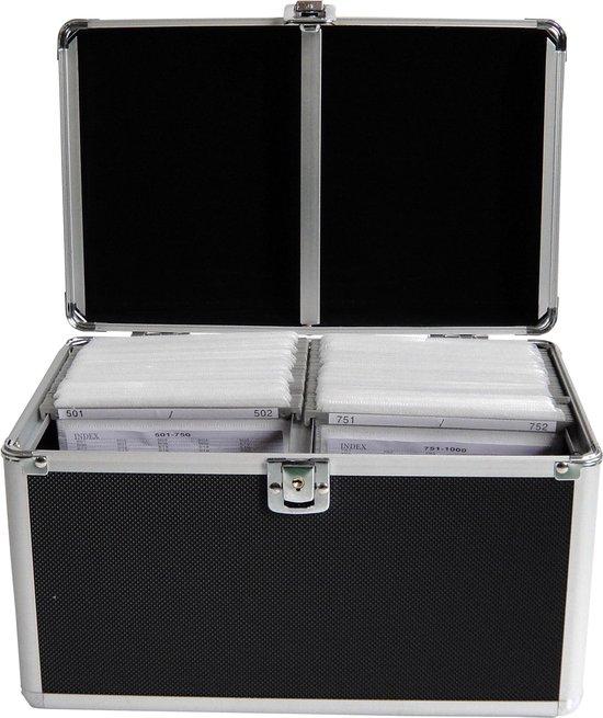Cd/dvd koffer 200-x - MediaRange
