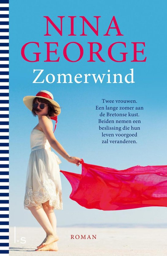 Zomerwind - Nina George |