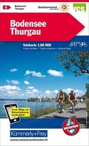 Lake Constance / Thurgau 2 Cycle Map