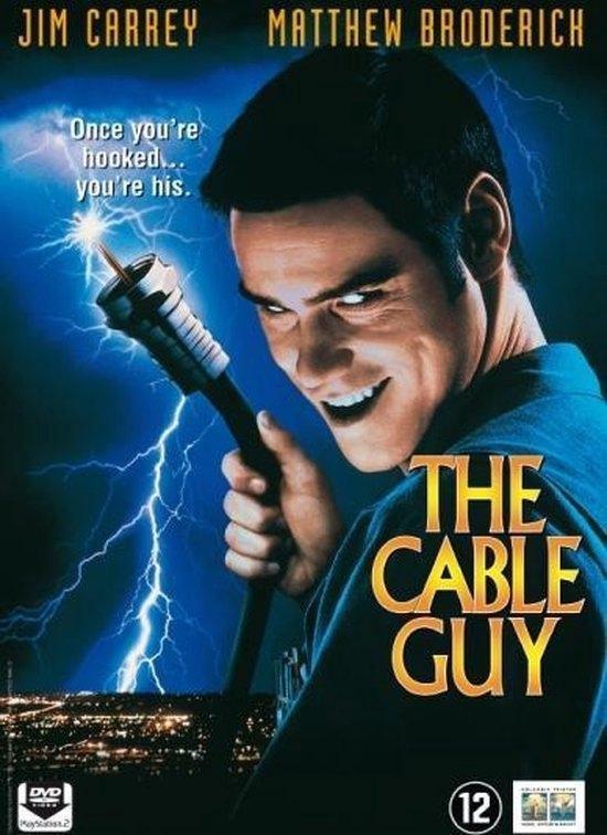 Cover van de film 'The Cable Guy'