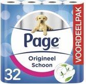 Page Origineel Schoon wc papier - 32 rollen