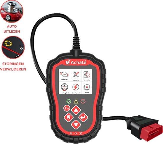 OBD Scanner - OBD2 - Auto uitlezen - Storing verwijderen - Uitleesapparaat -...