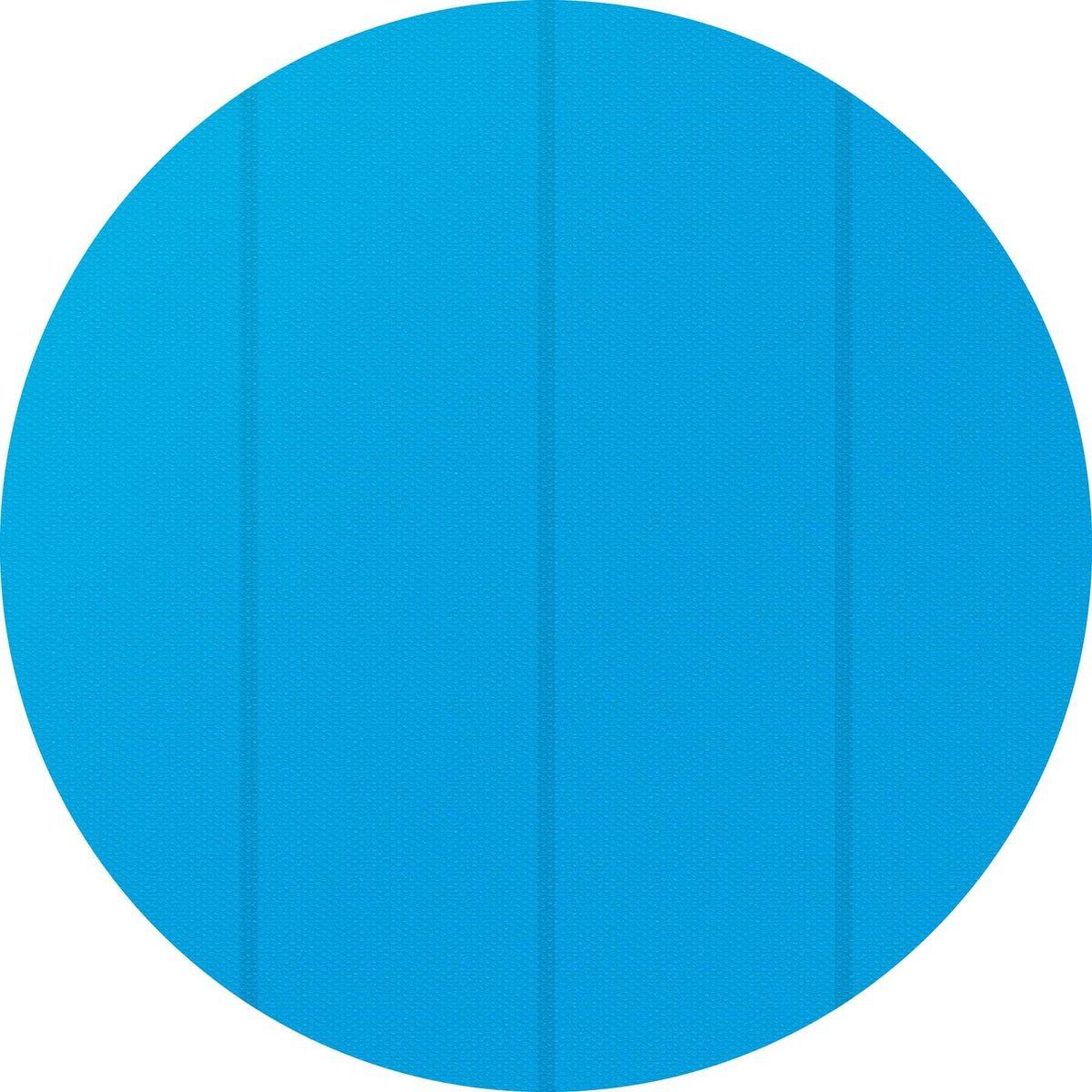 tectake - Zwembadafdekking zonnefolie rond Ø 549 cm - 403111