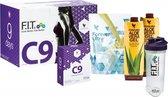 Forever living C9 vanilla detox | Plus 2 Detox thee | Vanilla- C9 - Fitbox - Reinigingsprogramma
