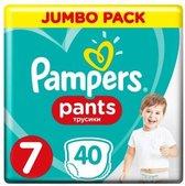 Pampers Pants Maat 7 - 40 Luierbroekjes