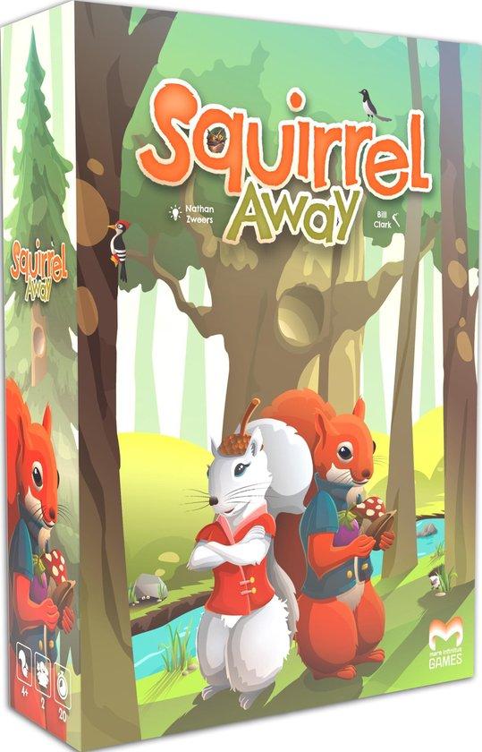 Afbeelding van het spel Squirrel Away - Bordspel voor kinderen - Sensomotorisch - Strategisch