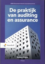 Omslag Elementaire theorie accountantscontrole  -   De praktijk van auditing en assurance