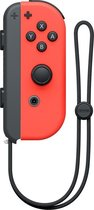 Nintendo Switch Joy-Con Controller Rechts - Neon Rood