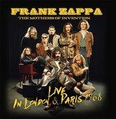 Live in London & Paris 1968