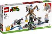 LEGO Super Mario Uitbreidingsset Ruzie met Reznors - 71390 - Blauw