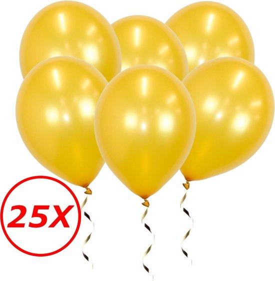 Gouden Ballonnen Verjaardag Versiering Gouden Helium Ballonnen Bruiloft Feest Versiering Metallic Goud 25 Stuks