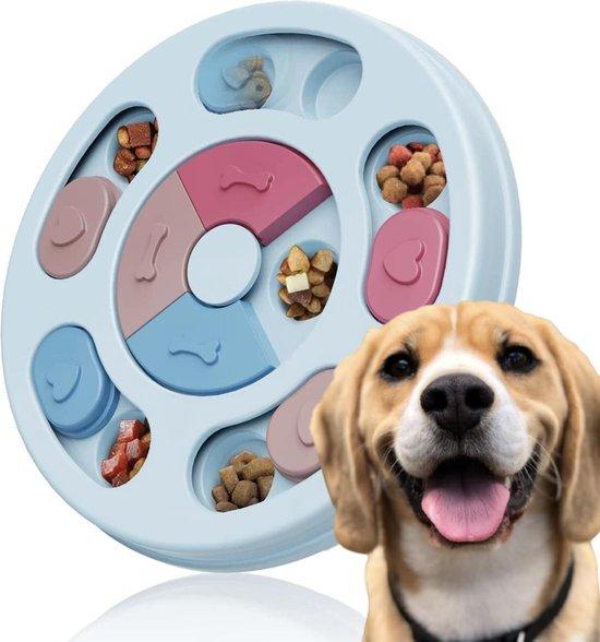 Honden puzzel | Honden speelgoed |Puppy speelgoed | Honden speeltjes | Slow feeder | Honden Intelligentie Speelgoed | Puppyspeelgoed | Anti Schrokbak| Interactieve Speelgoed Honden | Langzame Voerbak | Dog puzzle | Hondenpuzzel