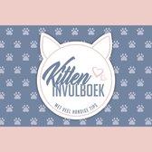Kitten invulboek - Tips & tricks voor kitten eigenaren - Kat - Huisdieren - Kittenboek - Alles over kittens - Verzorging van een kitten - Aanschaf van een kitten - Kitten opvoeden - Opvoedboek - Herinneringen vastleggen - Kitten kopen - Uitzetlijst