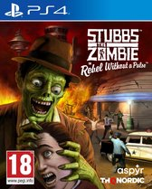 Stubbs the Zombie - Rebel Without a Pulse - PS4