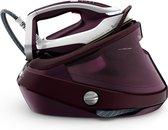Tefal Pro Express Vision GV9810 Stoomgenerator - Bordeaux Rood | Wit