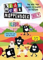 Kidsweek  -   Kidsweek moppenboek deel 9 - kleuren