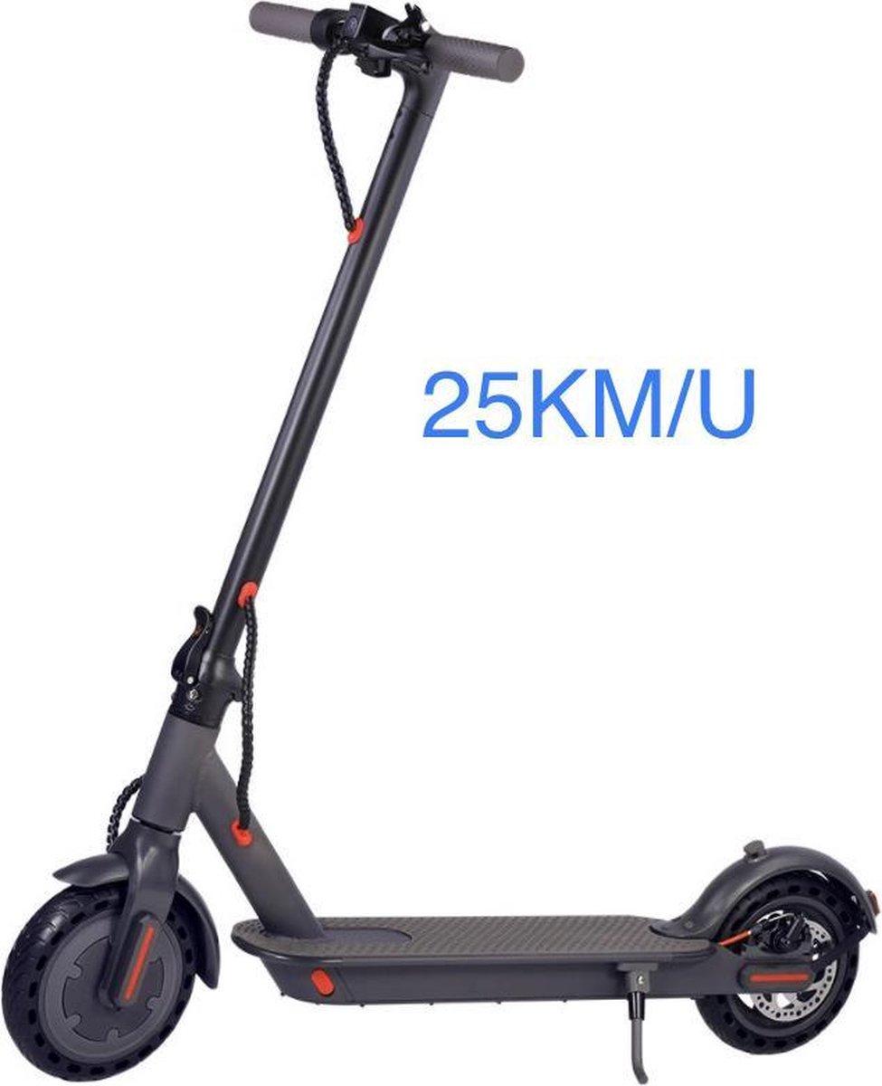 Elektrische Step - 25 km/U Top snelheid - 25/30km bereik - 350W Motor - Opvouwbaar - 8.5 inch anti-lek banden