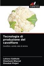 Tecnologia di produzione del cavolfiore