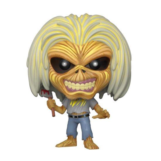 Afbeelding van Pop Iron Maiden Eddie Vinyl Figure speelgoed