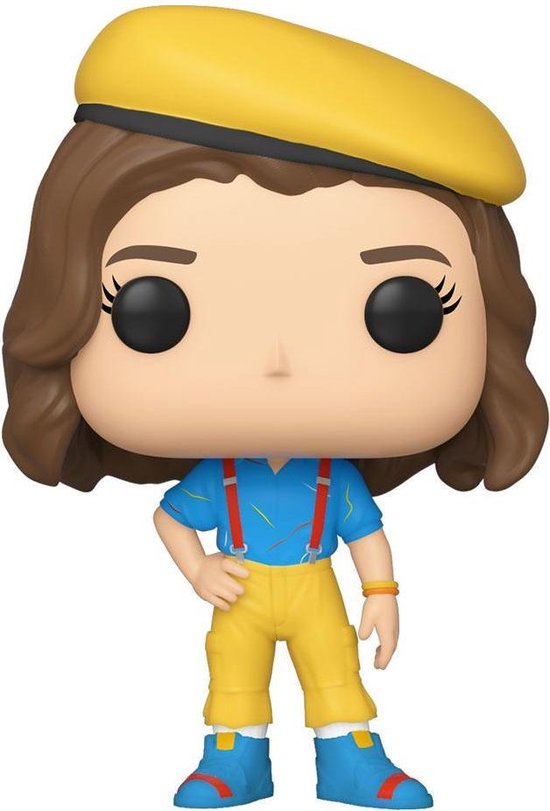 Funko Pop! Strangers Things Eleven in Yellow Outfit