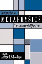 Boek cover Introduction to Metaphysics van Andrew B. Schoedinger