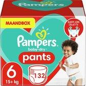 Pampers Baby Dry Pants - Maat 6 - Maandbox  - 132 luierbroekjes