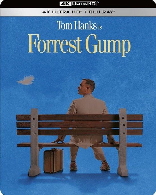 Forrest Gump (Steelbook) (4K Ultra HD Blu-ray)