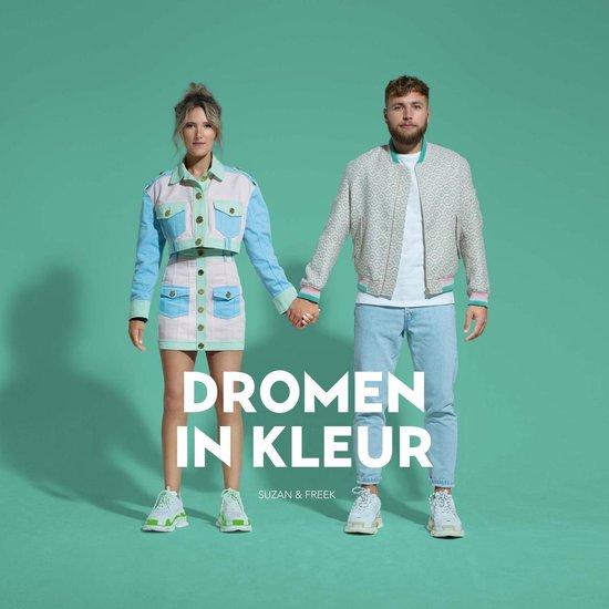 CD cover van Dromen in kleur van Suzan & Freek