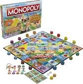 Monopoly - Animal Crossing - Engelse Versie - Bordspel
