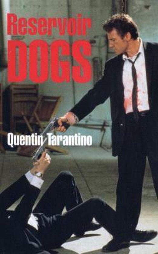 Boek cover Reservoir Dogs van Quentin Tarantino (Paperback)