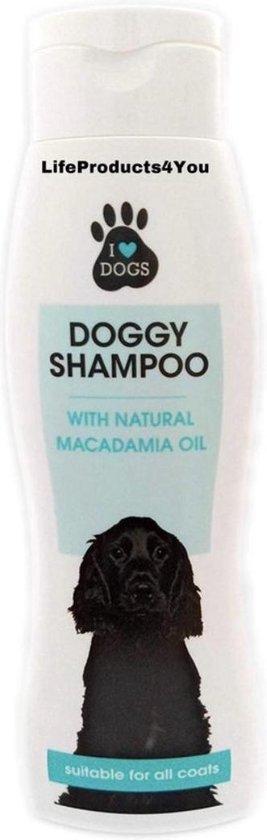 Hondenshampoo - Honden Shampoo - hond - Puppy - Anti Jeuk - Huisdieren - Geschikt voor alle Vachtsoorten - 300 ml
