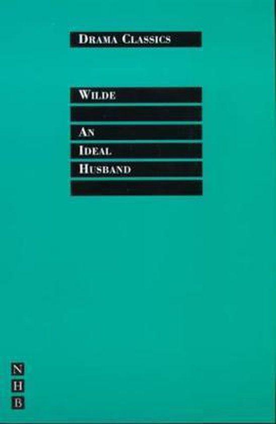 Boek cover An Ideal Husband van Oscar Wilde (Paperback)