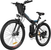 Elektrische Mountainbike – Opvouwbare Fiets - Elektrische Fietsen - Fietsen - Stad Fiets - E Bike - Flanner®