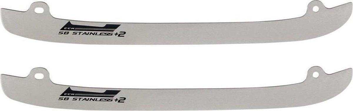Ccm Speedblade Stainless +2mm Paar 304