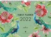 Hallmark - Creative Lab Amsterdam Family Planner 2022 , 5 persoons , familie planner