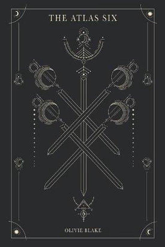 Boek cover The Atlas Six van Olivie Blake (Paperback)