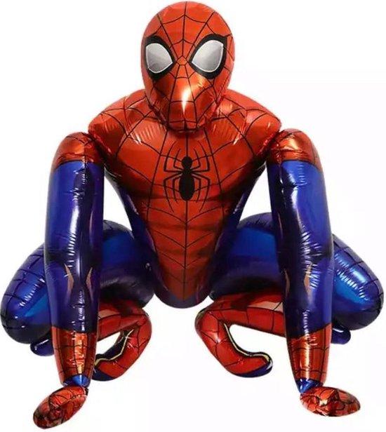 Spiderman XL Ballon 3D folieballon Kinderfeest - Feest - Gote Ballonnen - Versiering - Decoratie