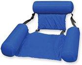 Dijnoo Zwembadstoel - Lounge stoel zwembad - Opblaasbaar - Drijfstoel - Loungebed zwembad - Water hangmat - opblaasstoel - Zwembad loungestoel - Luchtbed - Zwembad