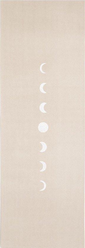 Yogamat sticky extra dik moon sand - Lotus   6 mm   fitnessmat   sportmat  ...